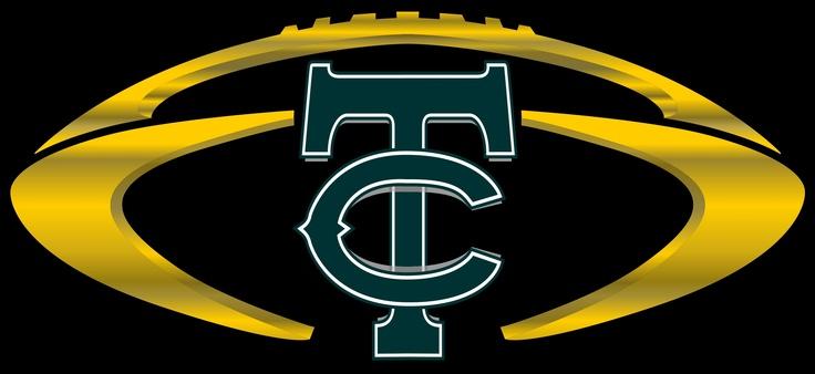 Campbell Collegiate Tartan Football