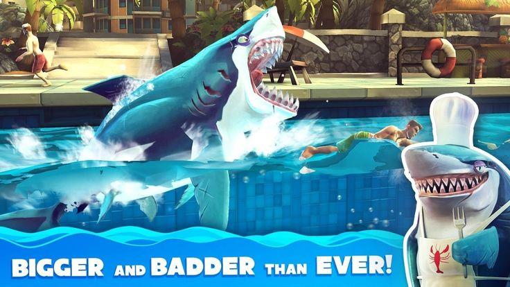 Hungry Shark World APK v2.4.0 [Mod Money] - Android game - AMG
