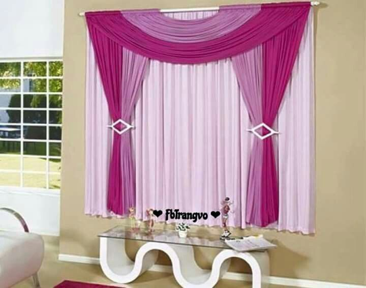 68 best CURTAIN DESIGNS images on Pinterest | Curtain designs ...