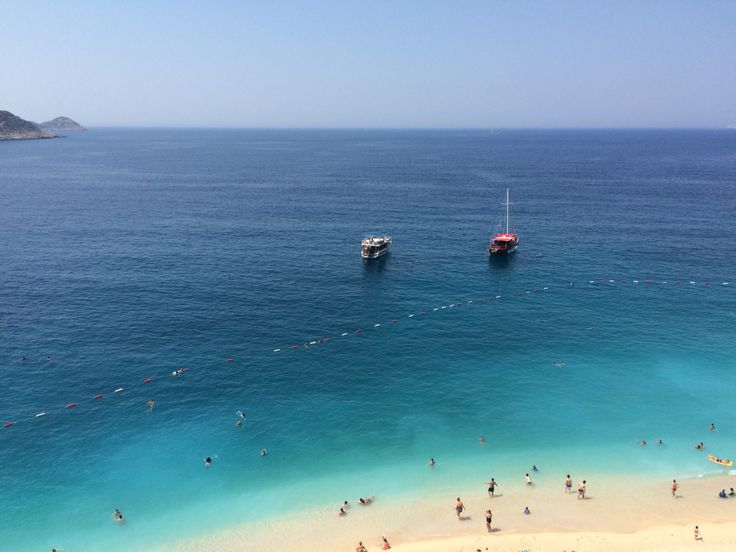 Turkey, Fethiye, Beautiful, Beach