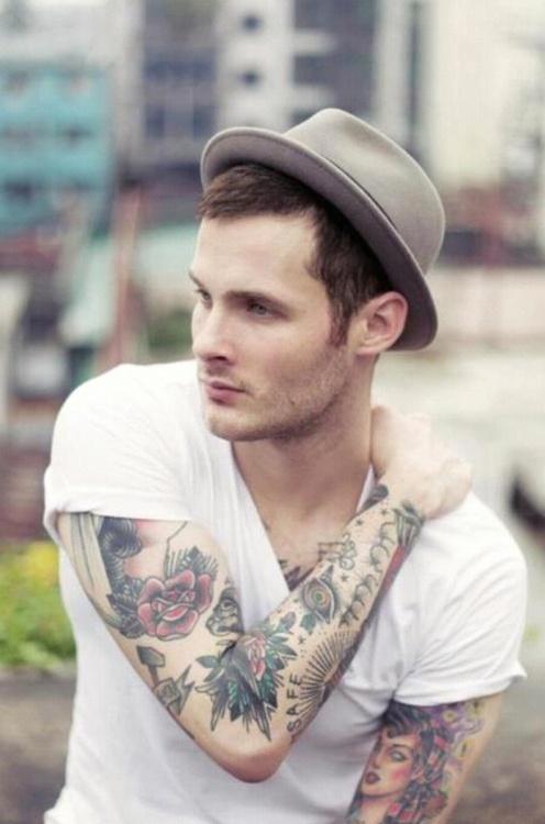 Tattoos & fedoras