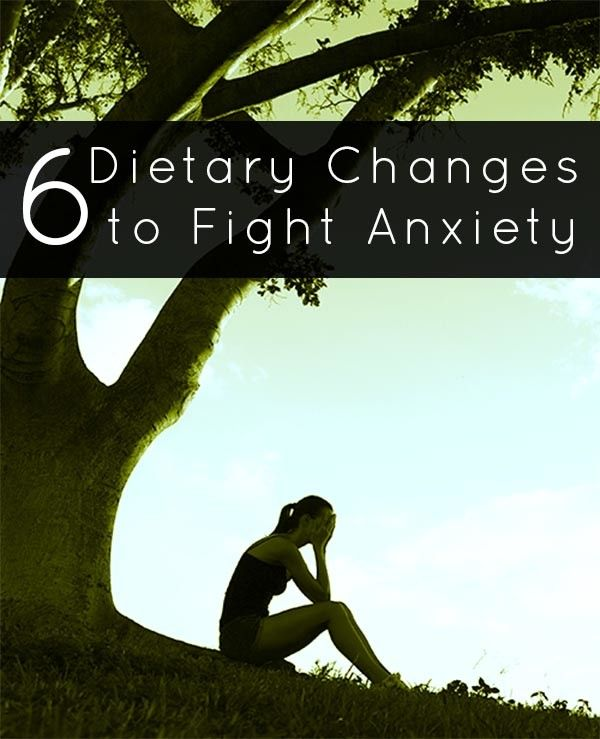 We all feel stressed sometimes, but if you suffer from anxiety it can make everything appear stressful. Learn some ways to fight anxiety with diet.