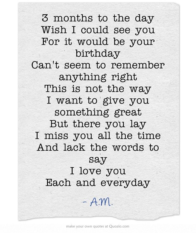 Love Quotes For Each Month Of The Year: 25+ Best Ideas About Miss You All On Pinterest