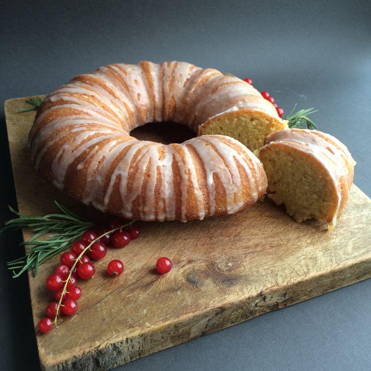 St. Clements Bundt Cake