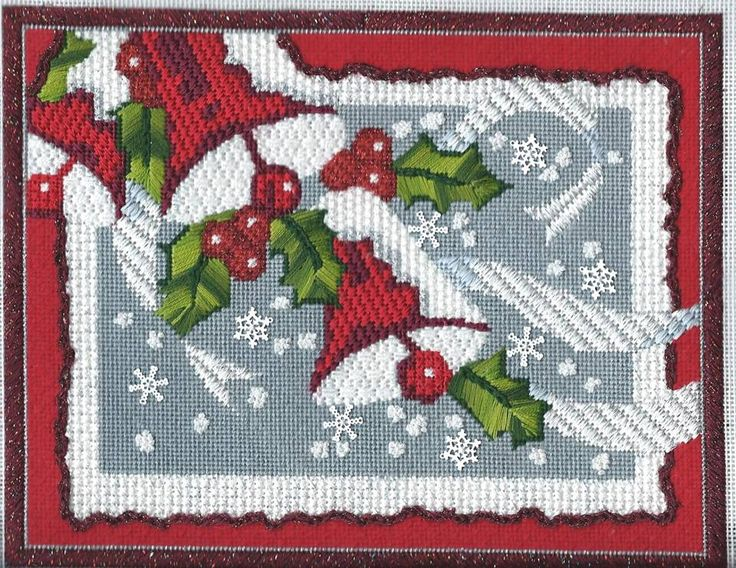 Cross Stitch Patterns For Christmas Stockings