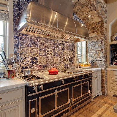 Bohemian Kitchen Design Pictures Remodel Decor And Ideas Page 2