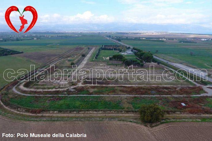Parco Archeologico di Sibari Museo Nazionale Archeologico della Sibaritide – Cassano all'Ionio (Cosenza) 13 luglio/18 agosto 2017