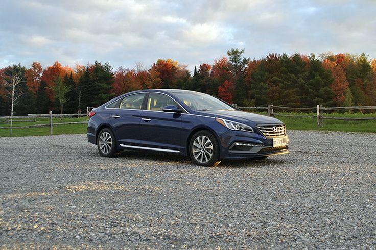 Essai - Hyundai Sonata 2015 : toujours le même objectif... hausser le niveau - V - Auto