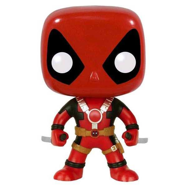 POP! Deadpool Two Swords (Deadpool Marvel)