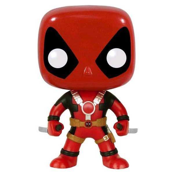 POP! Deadpool Two Swords (Deadpool Marvel)