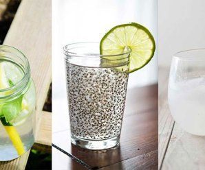 agua para desintoxicar el cuerpo