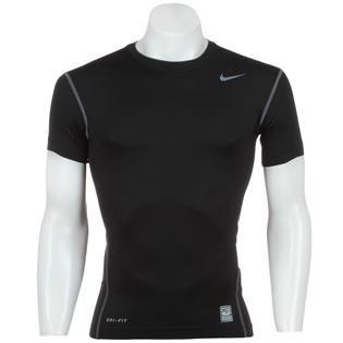 Camiseta Nike Pro Combat Core Preto - R$ 100,00