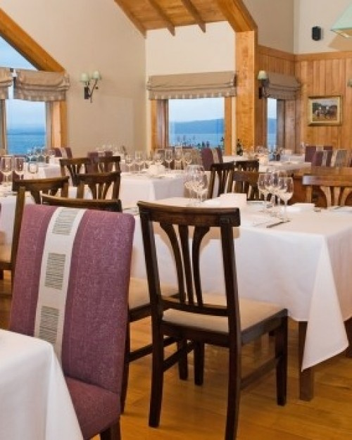 Los Cauquenes Resort & Spa ( Ushuaia, Argentina ) The excellent wine list at Reinamora, the on-site restaurant, is a highlight to any stay here. #Jetsetter