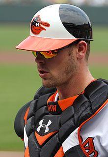 Mat Wieters- Baltimore Orioles ❤