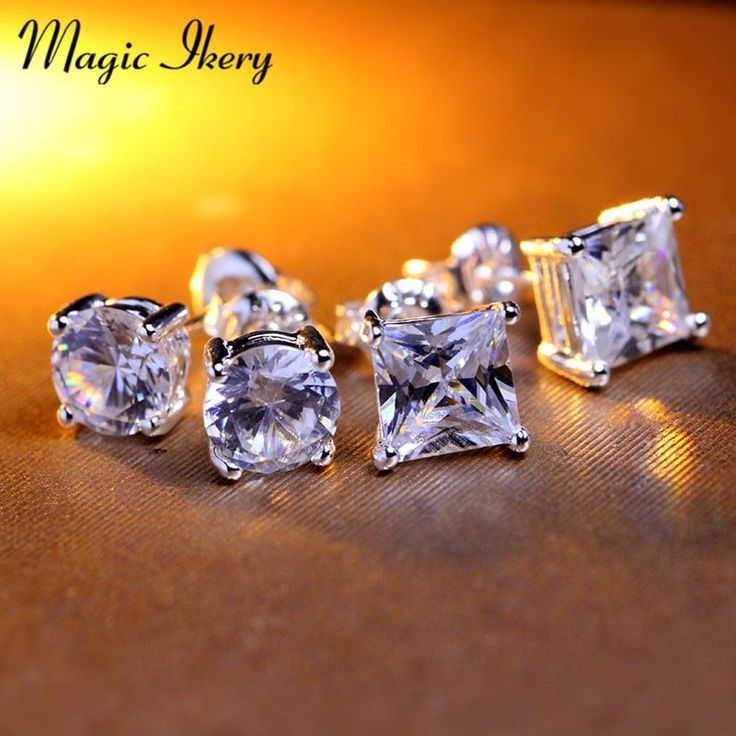 Magic zircon Dress Vintage Studded Jewelry Earrings //Price: $10.95 & FREE Shipping //     #style