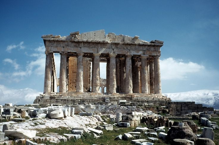 From Stonehenge to the Parthenon: The Landmarks of Europe Quiz