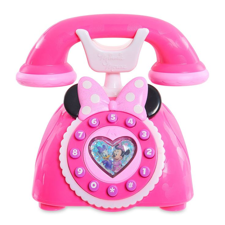 Minnie Mouse Happy Helpers Phone