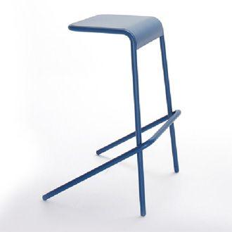 CAPPELLINI Alodia stool by Todd Bracher
