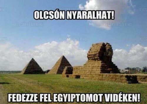 Egyiptom Last Minute út!
