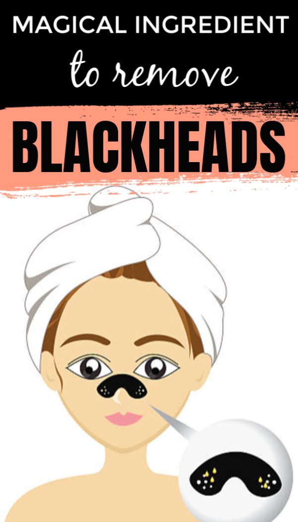 How To Use Egg White To Get Rid of Blackheads