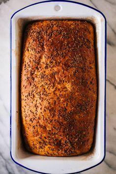 Recipe: Beginner's Rye Bread