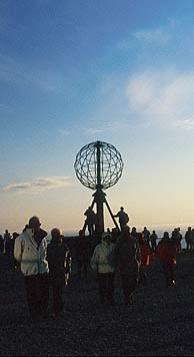 The midnight sun at the North Cape, Norway - Photo: Beate Juliussen/Finnmark Tourist Board