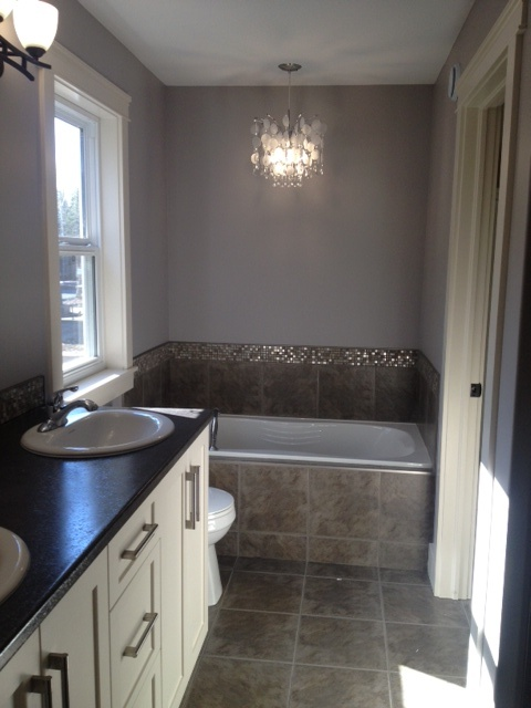 A Small Bathroom Can Still Be Beautiful This Ensuite