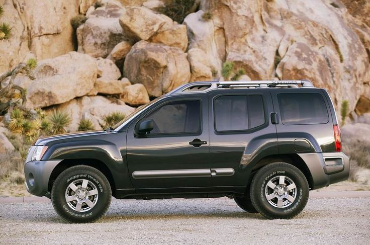 Nissan Xterra #2598457