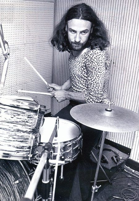 Bill Ward http://www.youtube.com/watch?v=uRhZISswW_k ... :)
