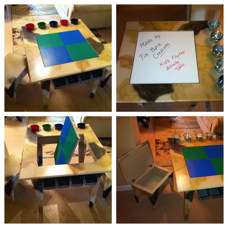 7 Basement Ideas On A Budget Chic Convenience For The Home: 1000+ Ideas About Lego Activity Table On Pinterest