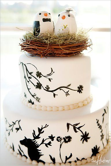 love birds wedding cake 115 best images about bird themed wedding decor on 16945