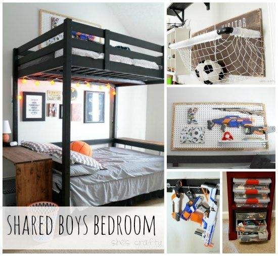 Boys Shared Bedroom Ideas: Best 25+ Shared Boys Rooms Ideas On Pinterest