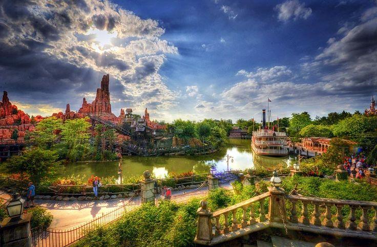 Диснейленд в Париже – путешествие в сказку (Франция)