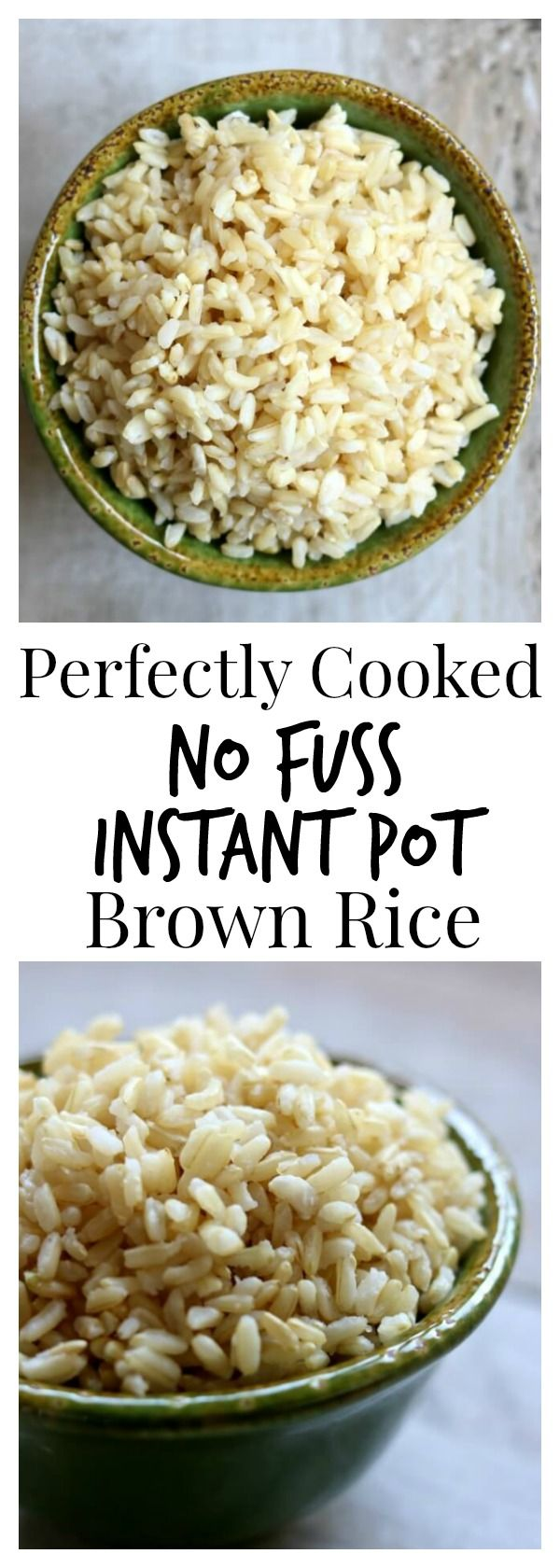 Best 25 brown rice ideas on pinterest rice recipes grains list instant pot brown rice ccuart Images