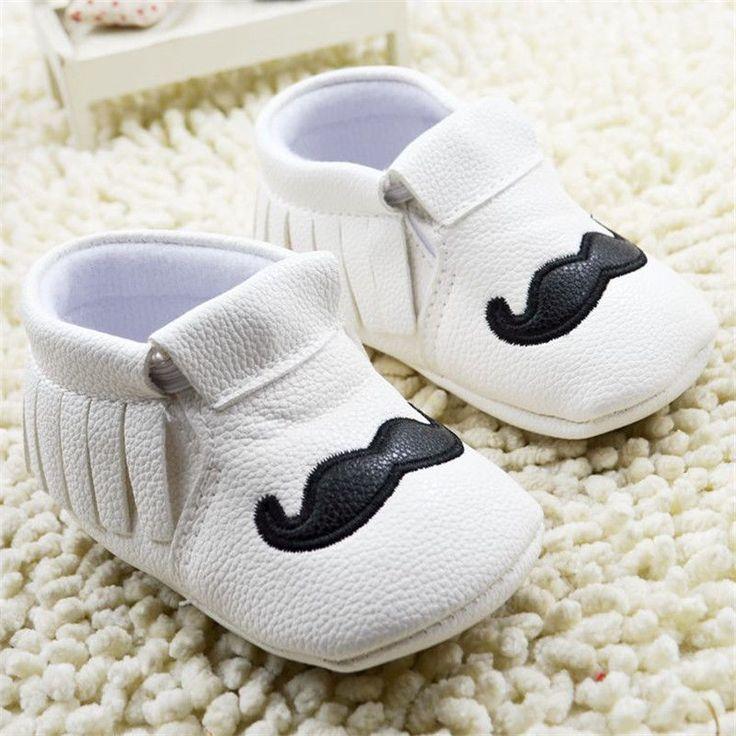 chaussures de bb garon bb garon tenues chaussures de crche chaussures garons baby mcquerrey infant baby beard crib sole size black beard