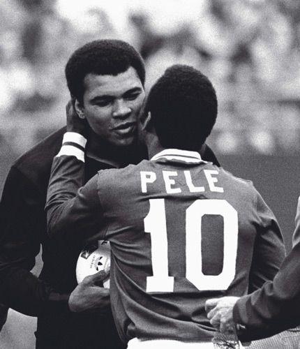 Ali & Pelé