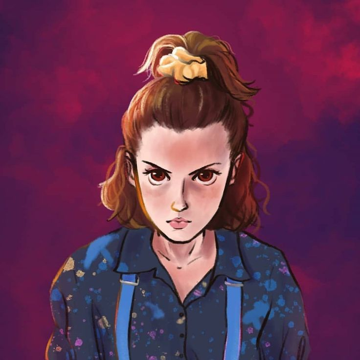 Stranger Things Eleven, Season 3, Millie Bobby Brown, fanart, fan art, Looking For Artist to Credit