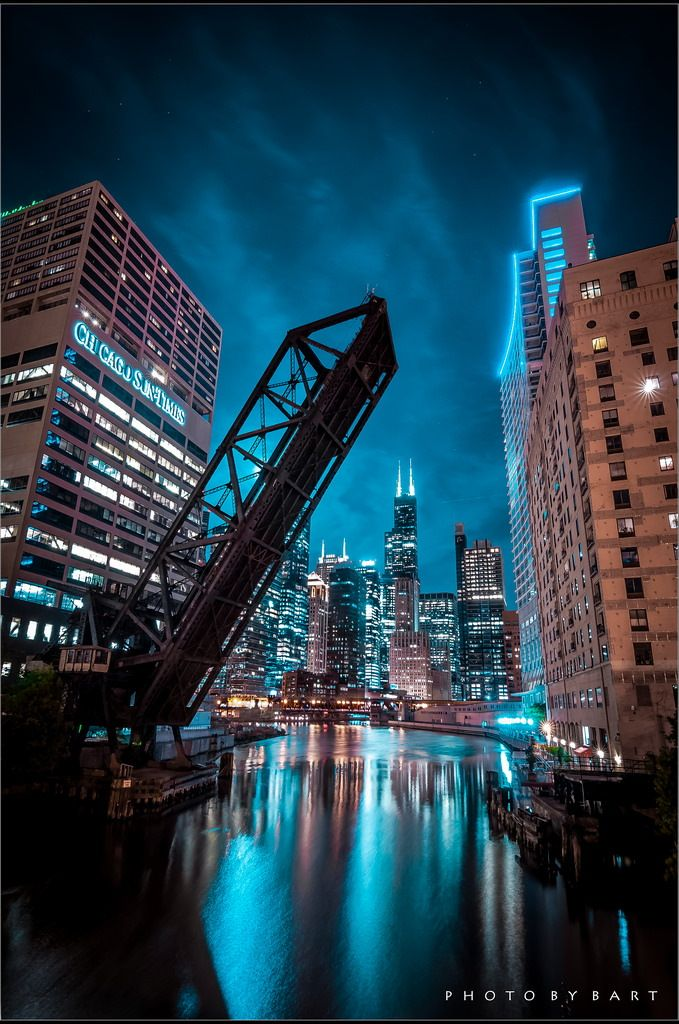 Future is now - Chicago - USA