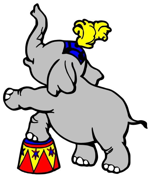 57 best circus images on pinterest clip art illustrations and clowns rh pinterest com free circle clip art borders free circus clip art