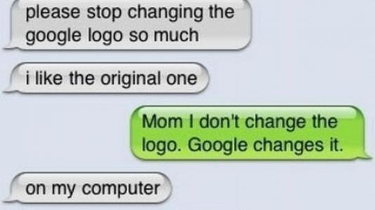 google logo: Google Logos