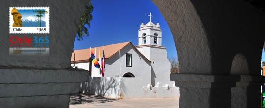 Iglesia de San Pedro de Atacama:San Pedro de Atacama, Chile