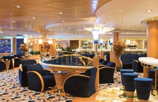 #MSCMusica Blue Velvet Bar