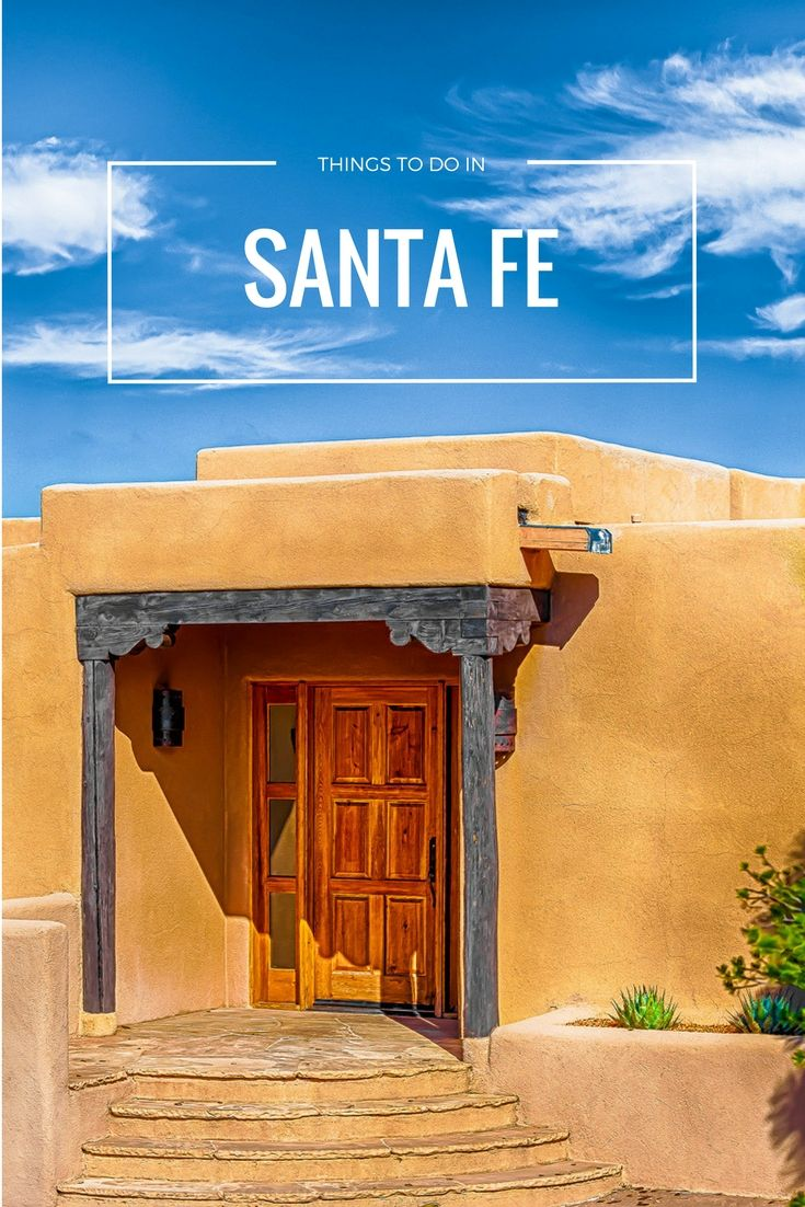 5 Things to Do While Staying in Santa Fe, New Mexico (USA). Things to do  in Santa Fe. Are you visiting Santa Fe? Here are 5 things to do while  staying there - animals sightings, ancient rocks and villages and cool,  funky museums, something for everyone