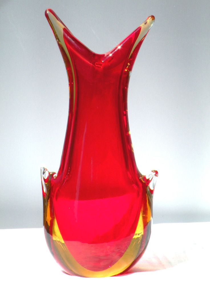 17 best images about vetro di murano vasi on pinterest for Vaso di vetro