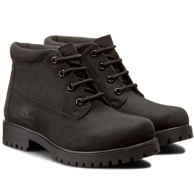 Turistická obuv CANGURO - A028-304 Nero