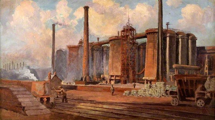 Ayresome Ironworks, Middlesbrough, Tees Valley by