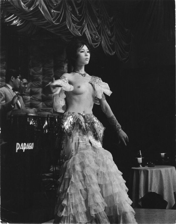 Dancer '70, by Mario De Biasi