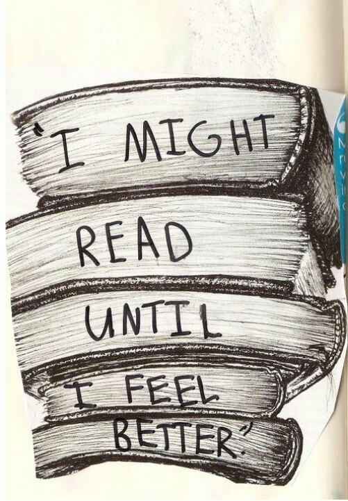 Use bibliotherapy to feel better