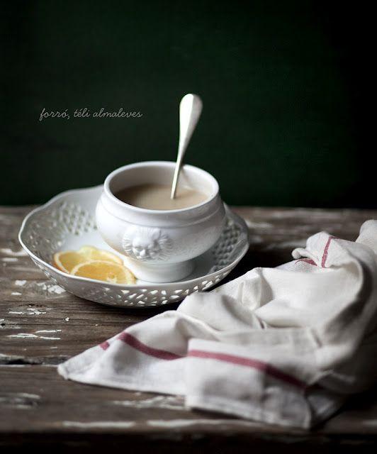 Almaleves sült almából - Dolce Vita