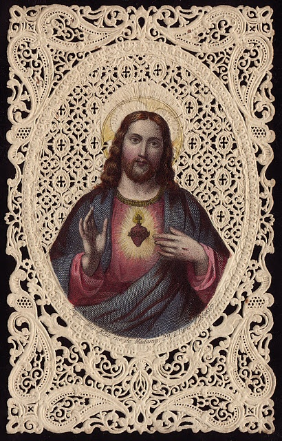awesome blog full of images of old holy cards